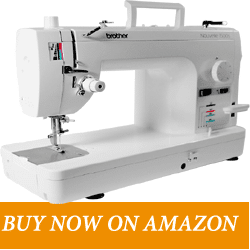 Brother PQ1500SL - The Most Powerful and Heavy-duty Sewing Machine