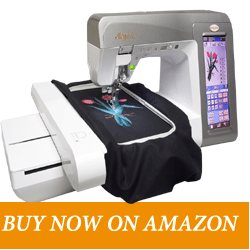 Brother SE600 - Best Sewing and Embroidery Machine