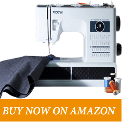 Brother ST371HD – Best Mechanical Sewing Machine