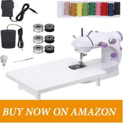 CHARMINER Mini Sewing Machine