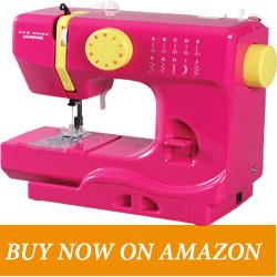 Janome Fastlane Fuschia – Best Janome Small Sewing Machine