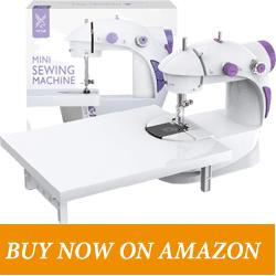 KPCB Mini Sewing Machine – Best Mini Sewing Machine Under 50