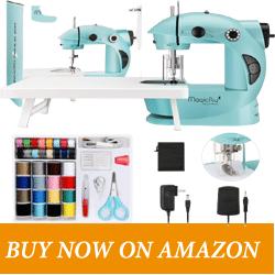 Magicfly Mini Sewing Machine
