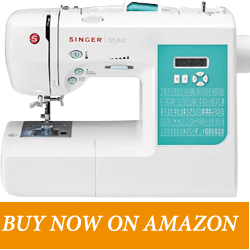 SINGER 7258 - Best Compact Sewing Machine for Advanced Sewers
