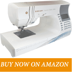 SINGER Quantum Stylist 996 - Best Computerized Sewing Machine for Advanced Sewers