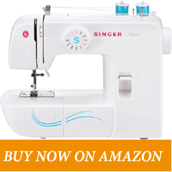 SINGER Start 1304 – Best Singer Mini Sewing Machine