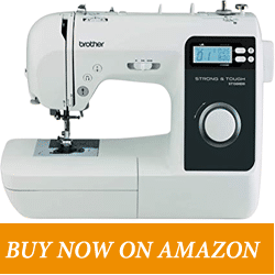 Brother ST371HD – Best Brother Heavy Duty Sewing Machine