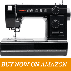 Janome Industrial HD1000 - Best Janome Industrial Sewing Machine