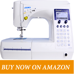 Juki HZL F600 - Best Industrial Sewing Machine For Canvas