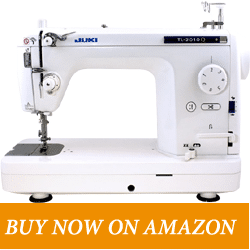 Juki TL-2010Q – Best Heavy Duty Sewing Machine For Home Use