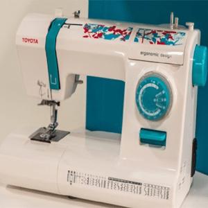 Toyota Sewing Machine Brand