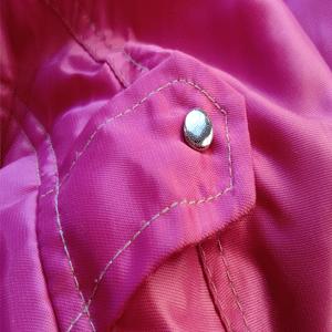Uneven Stitching