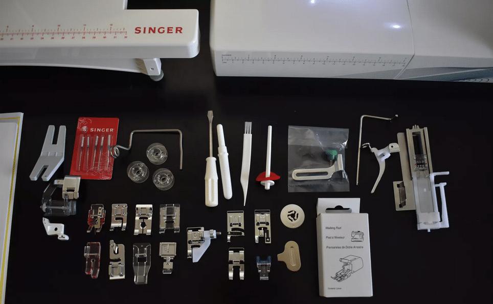 singer quantum stylist 9960 accessories