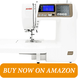 Janome 4120QDC Computerized Sewing and Quilting Machine