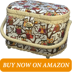 Michley Sewing Basket