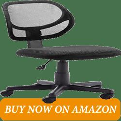 Amazon Basics Low-Back Task/Desk Chair