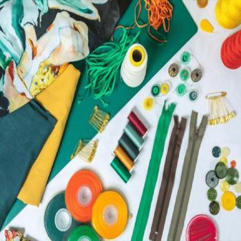 Sewing Organza